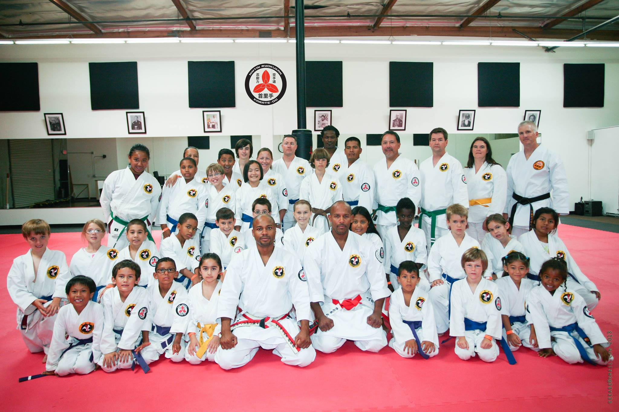NRK KARATE IS A FAMILY ENVIRONMENT