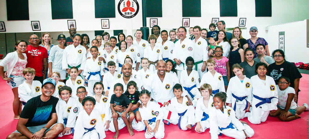 NRK Karate is more than a dojo.  We are a family.  Come join us.
