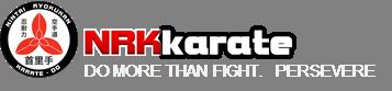 NRK Karate  Logo