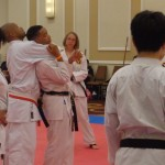 Traditional Karate was designed for practical self-defense before it was considered art